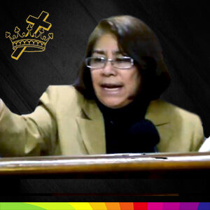 Prophetess Luisa Hernandez